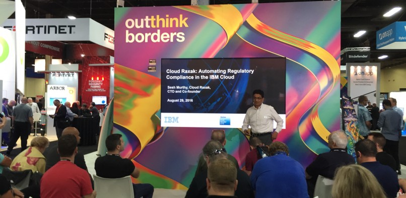 Cloud Raxak Automates VMware Security Compliance in the IBM Cloud