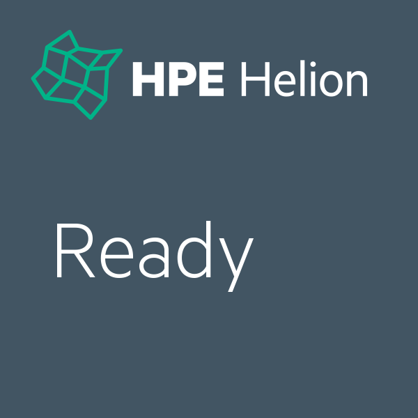 Hewlett Packard Enterprise Helion Ready